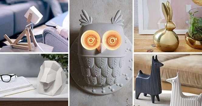 Formas de adicionar animais na decoração de sua casa