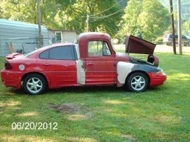 Gambiarras para resolver problemas de carros