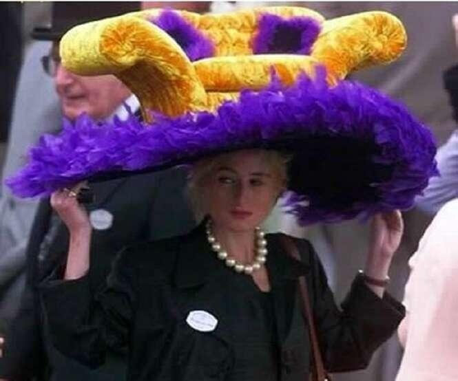 Os piores chapéus já criados