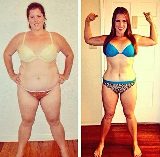 Obesa perde peso e se prepara para fazer declaração a homem que ama escondida