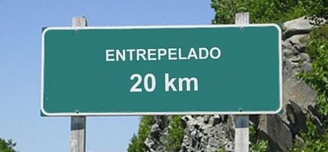 Cidades brasileiras com nomes inacreditáveis