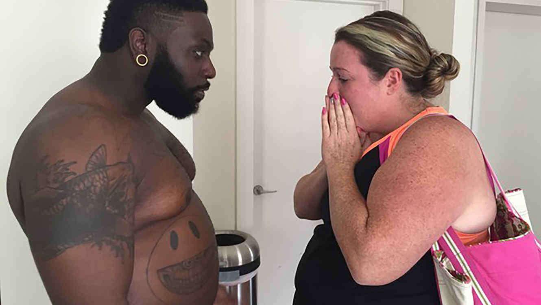 Personal trainer engorda 32 quilos de propósito para incentivar cliente a emagrecer