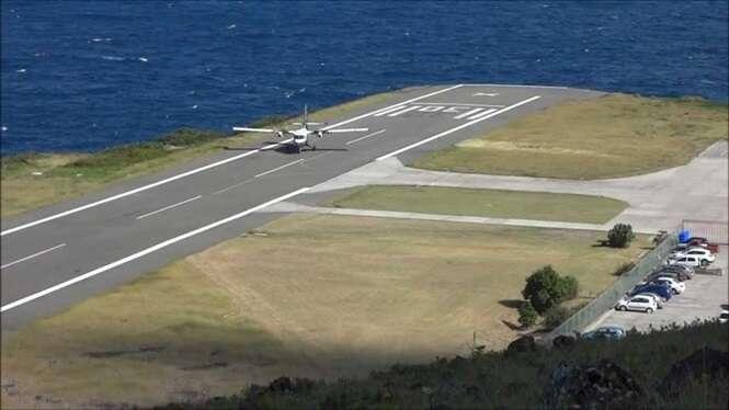 As mais alucinantes pistas de pouso em aeroportos
