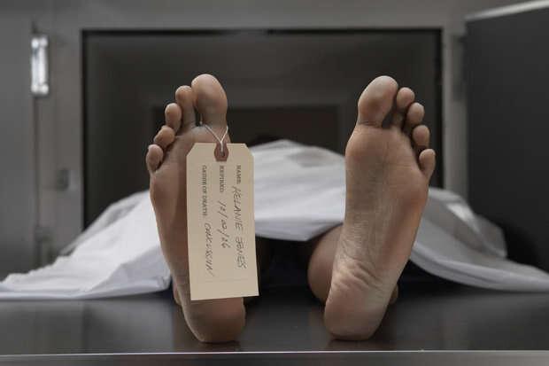 Coisas que vão acontecer com seu corpo após a morte