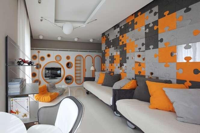Este quarto infantil é o sonho de qualquer criança e adulto