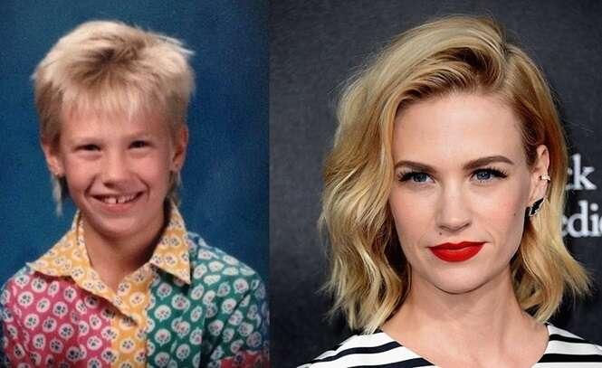 Pessoas que melhoraram muito com o passar dos anos