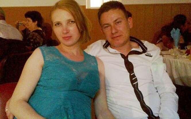 Elena Smocot com o marido Foto: CEN