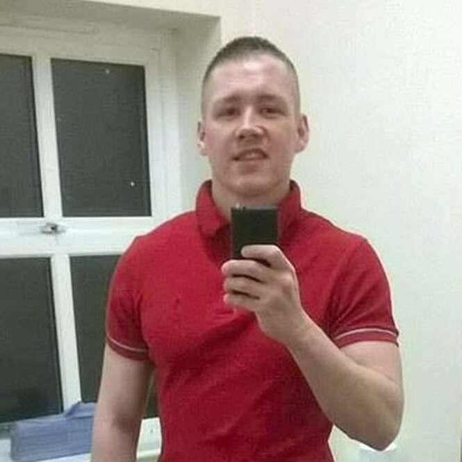 Damon Searson, de 24 anos.  Foto: Cavendish
