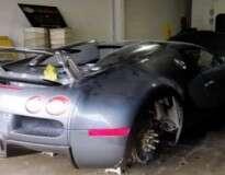 15 fotos de carros de luxo abandonados em Dubai