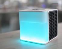 Mini ar-condicionado promete acabar com o calor em 12 vezes mais economia