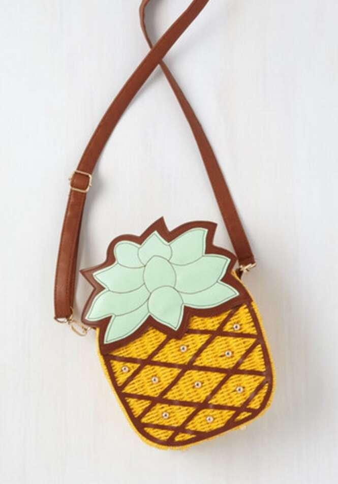 Produtos para quem ama abacaxi