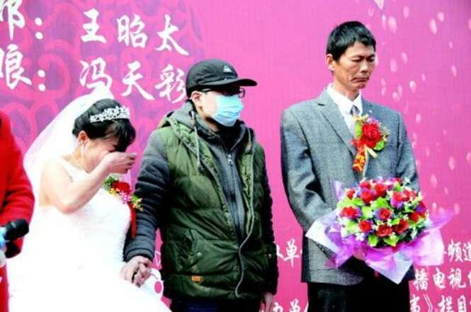 Filho desiste parar tratamento contra a leucemia para que sua mãe pudesse se casar
