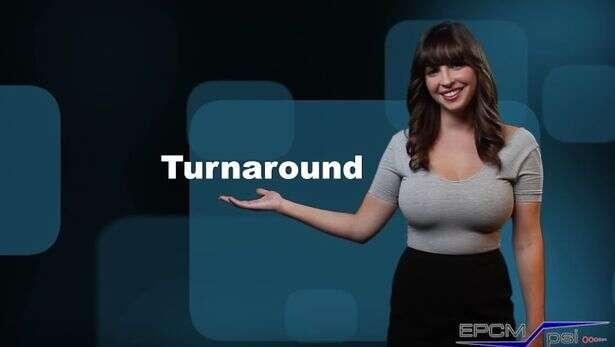 Comercial chato se torna sensação na internet por causa da apresentadora