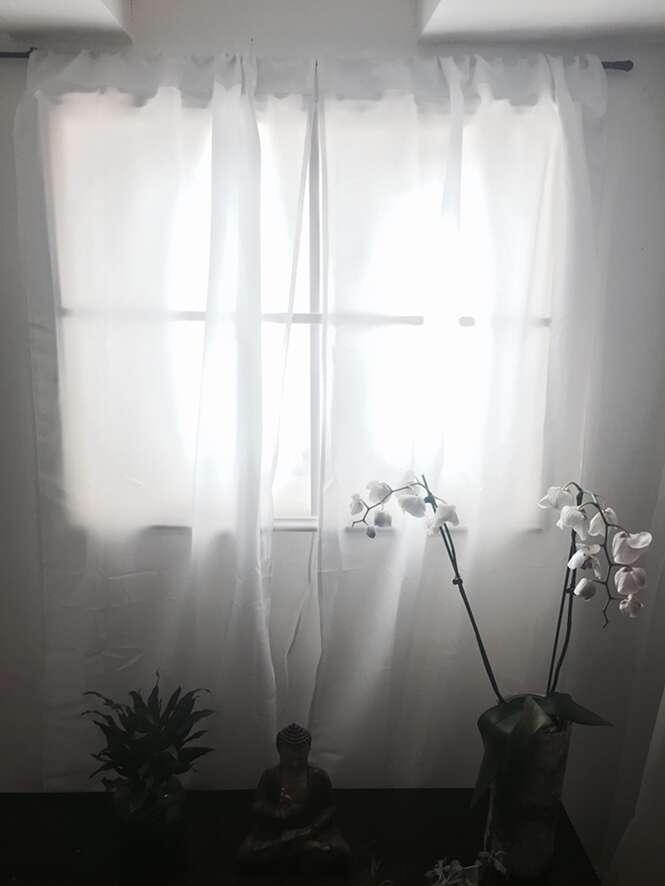 Como criar uma falsa janela para ambientes fechados?