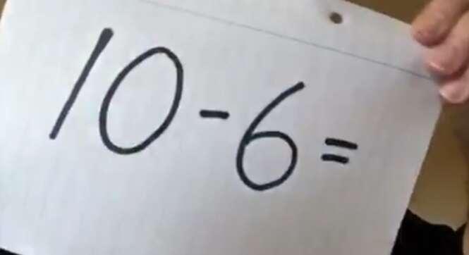 Vídeo surpreendente lê sua mente com simples teste