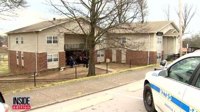 Adolescente é preso depois de atirar em sua família
