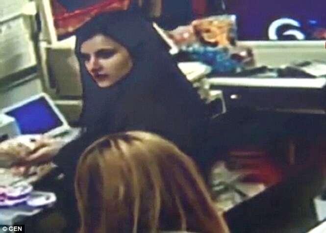 Ladra trabalhou em supermercado fingindo ser funcionária antes de roubar dinheiro do caixa