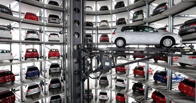Fotos de garagem que vão te causar inveja