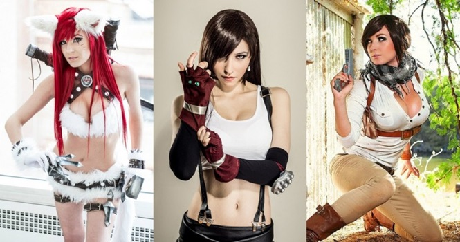As mais belas cosplays do mundo dos games