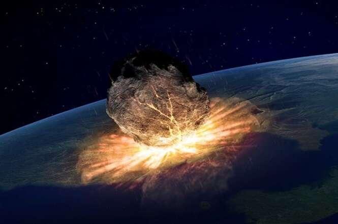 Passagem de asteroide nesta terça-feira coincide com evento Bíblico e pastora alega ser o fim do mundo