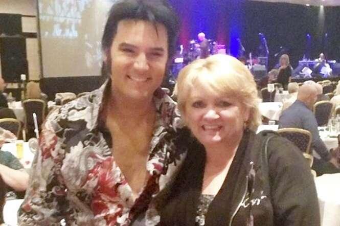 Marido tira a vida da esposa porque ela vendeu ingressos de show em tributo a Elvis Presley