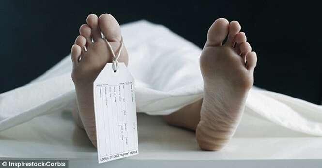 Veja o que acontece com seu corpo após a morte