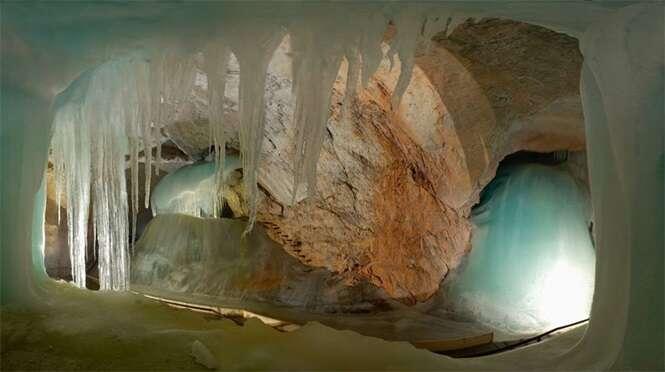 Fotos incríveis de cavernas pelo mundo
