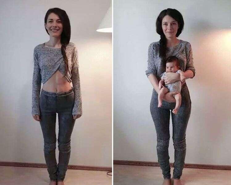 Animação faz sucesso ao mostrar em 9 segundos mulher passando por toda a gestação até dar à luz