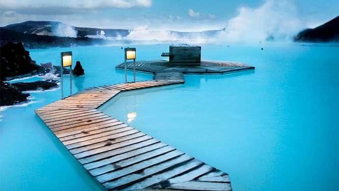 Foto: blue lagoon