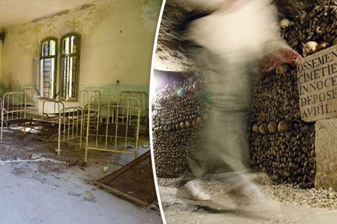 Lugares mais aterrorizantes do planeta que tiveram relatos de atividades paranormais
