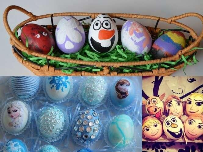 Ideias para deixar os ovos de galinha mais divertidos