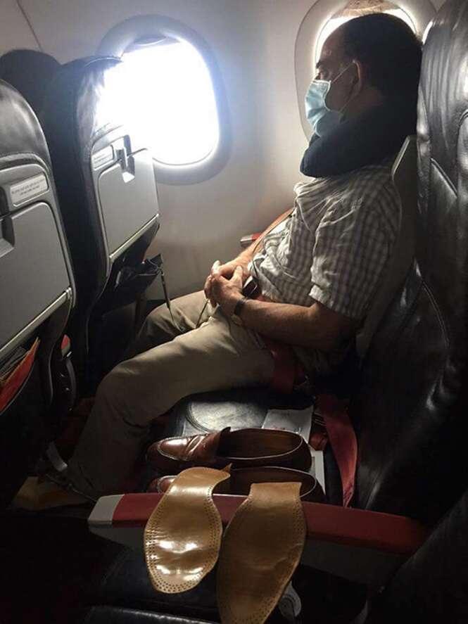Foto: Passenger Shaming