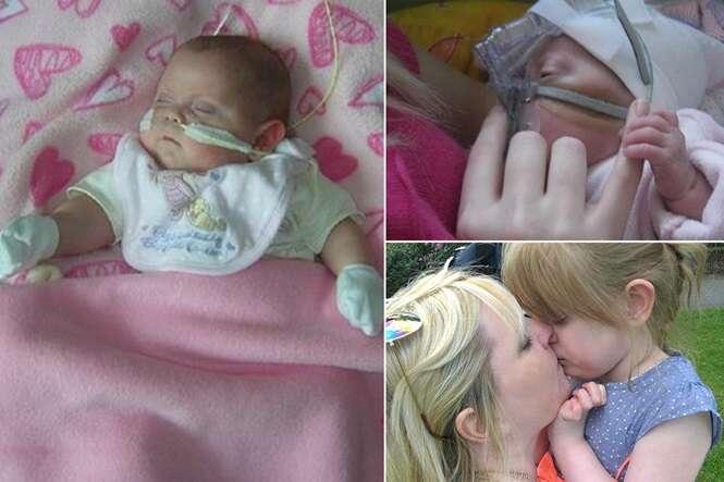Bebê nasce com 6 meses de gestação e é salvo graças a Viagra