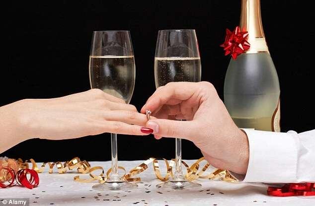 Estudo revela por que homens não se preocupam em gastar muito quando compram anéis de noivado