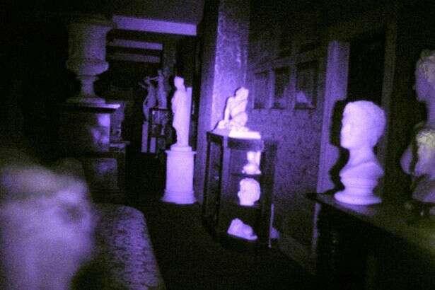 Gravação capta momento em que fantasma de cão começa a latir durante sessão espírita