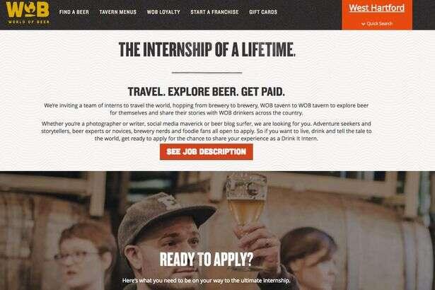 Empresa oferece emprego dos sonhos para que candidatos viagem o mundo degustando cerveja
