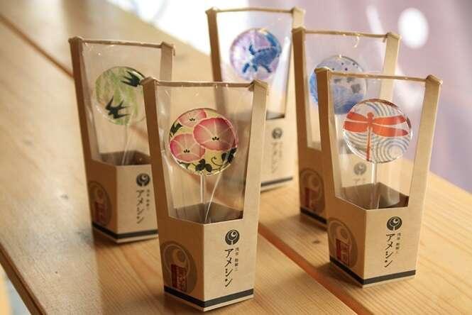 Doces japoneses que são bonitos demais para comer