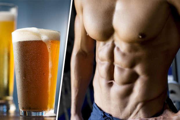 """Descubra como perder a """"barriga de cerveja"""" sem parar de beber"""