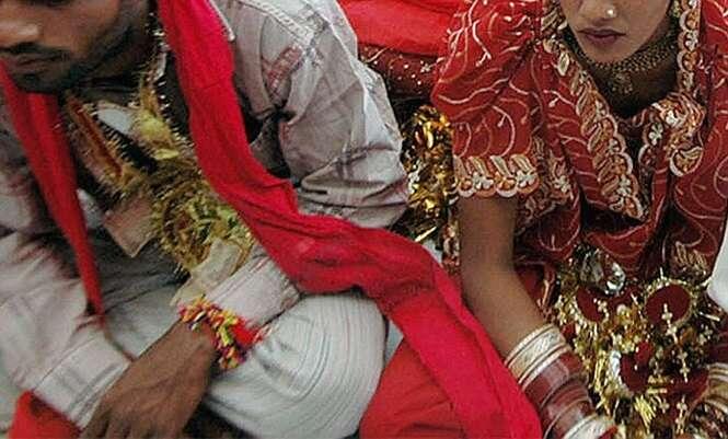 Menina de 18 anos se divorcia do marido depois de descobrir na noite de núpcias que ele sofre de disfunção erétil