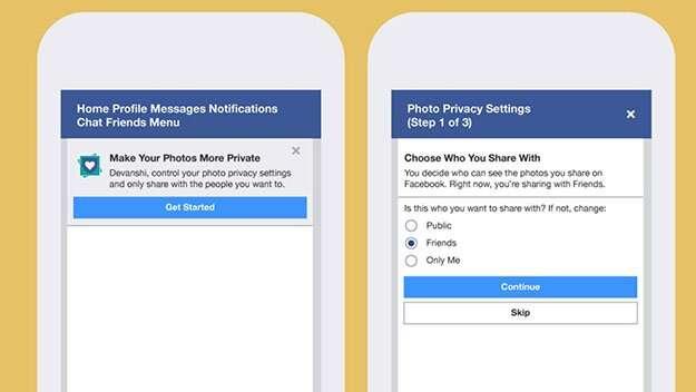 Facebook agora vai avisá-lo se alguém tentar se passar por você.