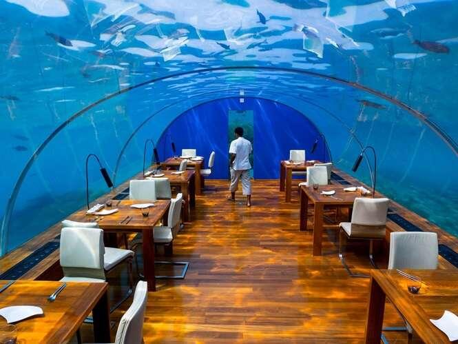 Restaurantes que você não vai acreditar que existem