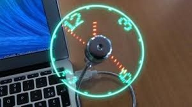 Produtos criativos para serem usados no USB de seu computador