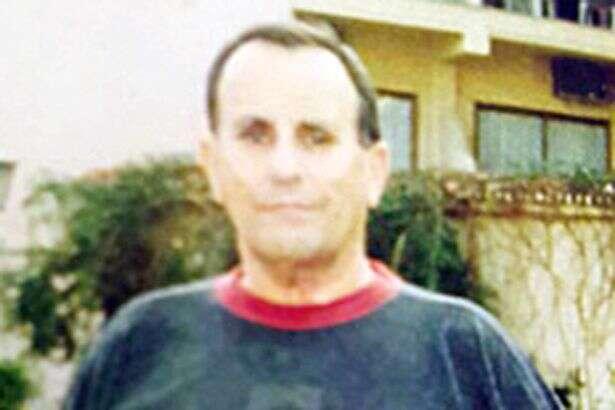 John Sabine. Foto: PA