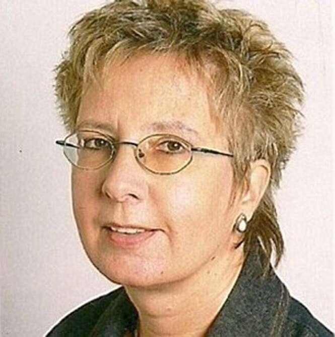 Homenagem: Claudia morreu na Martinica Foto: Mirror