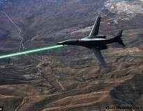 Exército dos EUA terá armas potentes a laser em 2023