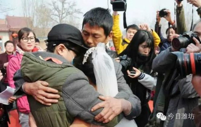 Foto:  Sina / People's Daily