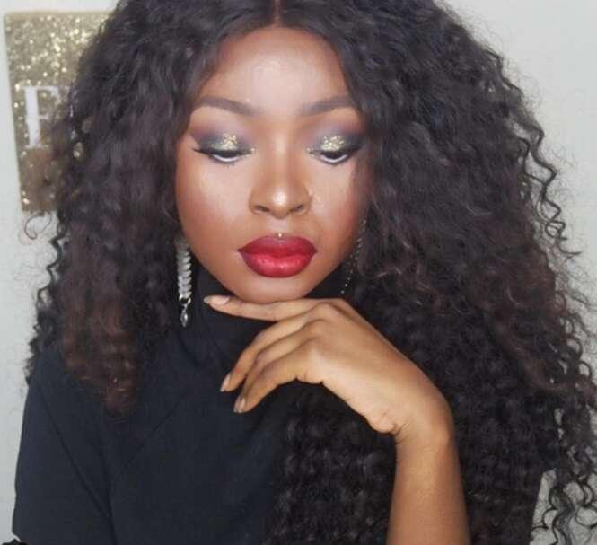Vítima de queimadura mostra poder da maquiagem com tutorial impressionante