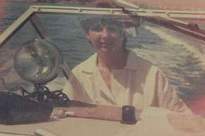 Fotos antigas encontradas na família de bordo mostra Sr. Bajorat Foto: Facebook
