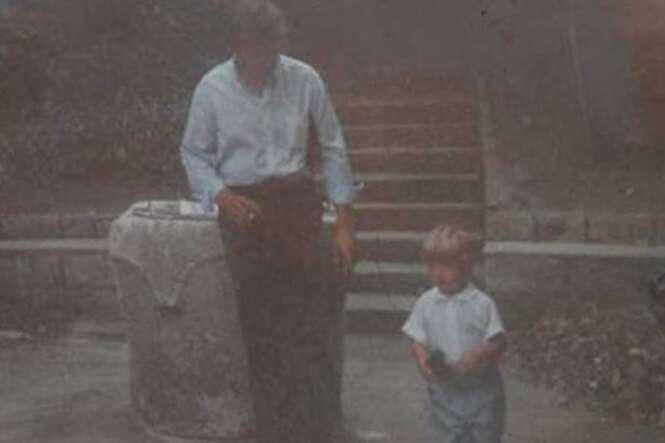 Parentes: As imagens mostram excursões familiares. Foto: Facebook