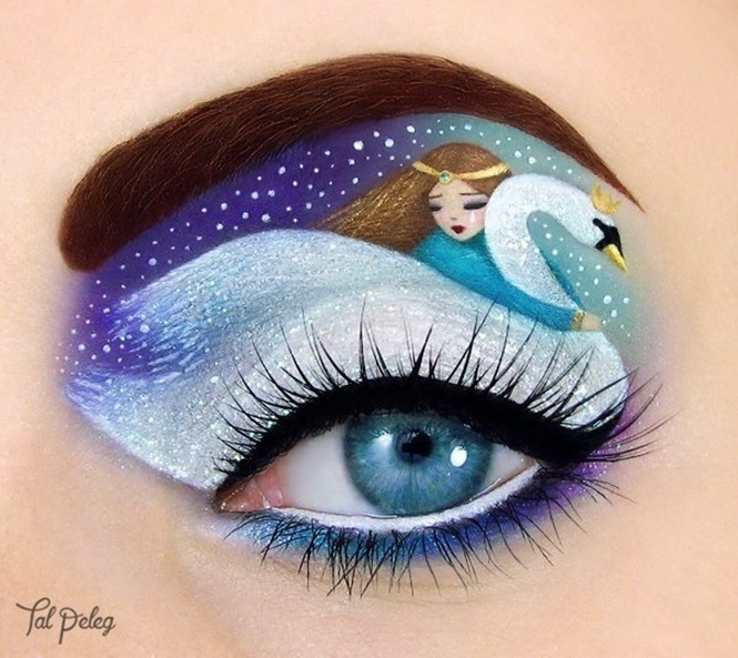 Foto: Tal Peleg Art of Makeup
